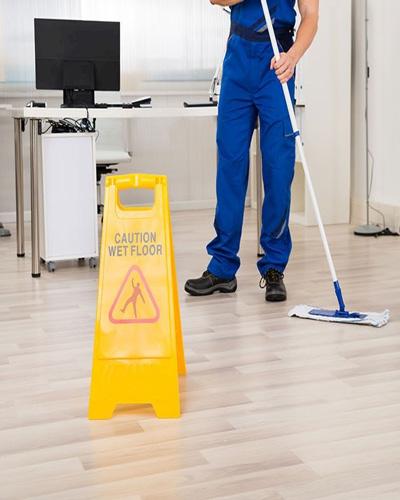 نظافت محل کار